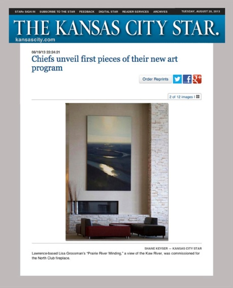 KCStar Chiefs unveil art program