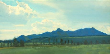 Bandelier Peaks